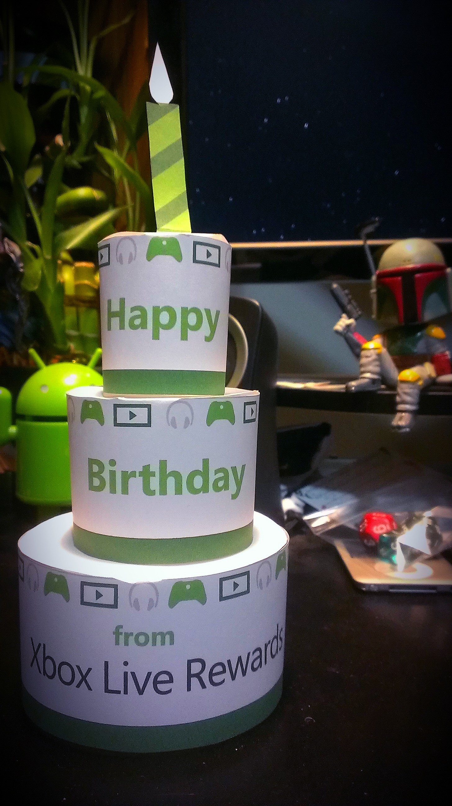 Xbox Birthday Cake The Thread Of Random Gaming Promos