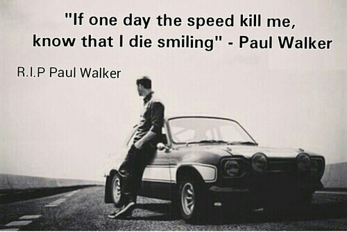Paul Walker & Roger Rodas... RIP :( (1/4)