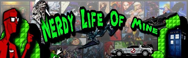 Nerdy Life Of Mine