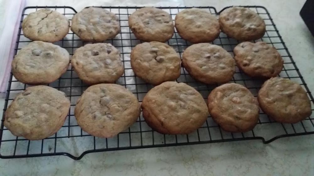Making Cookies & Playing Diablo III