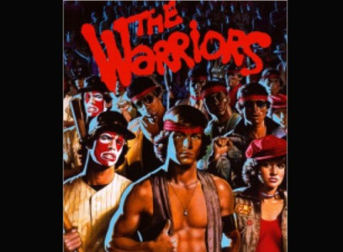 warriors poster