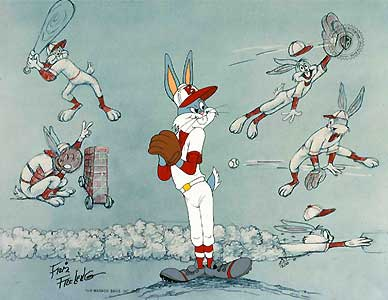 Baseball Bugs Directed By Friz Freleng Nerdy Life Of Mine