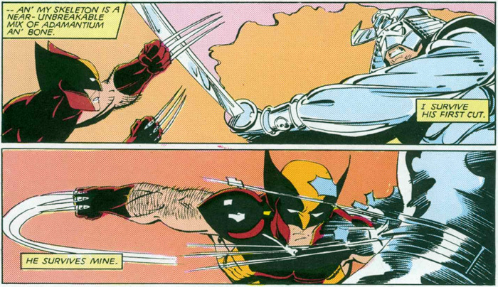 Silver Samurai is a hard man in THE FUNK!!! by Breloom-Da-Bassgod on DeviantArt